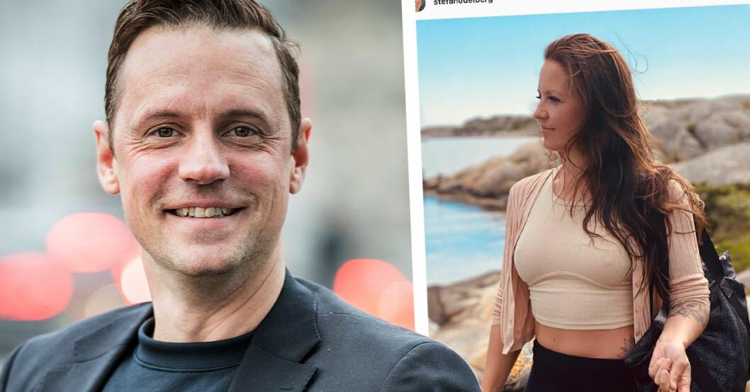 Stefan Odelberg, Petra Johansson