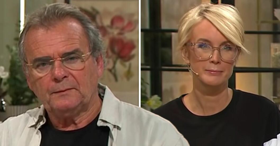Steffo Törnquist och Jenny Strömstedt i Big bang