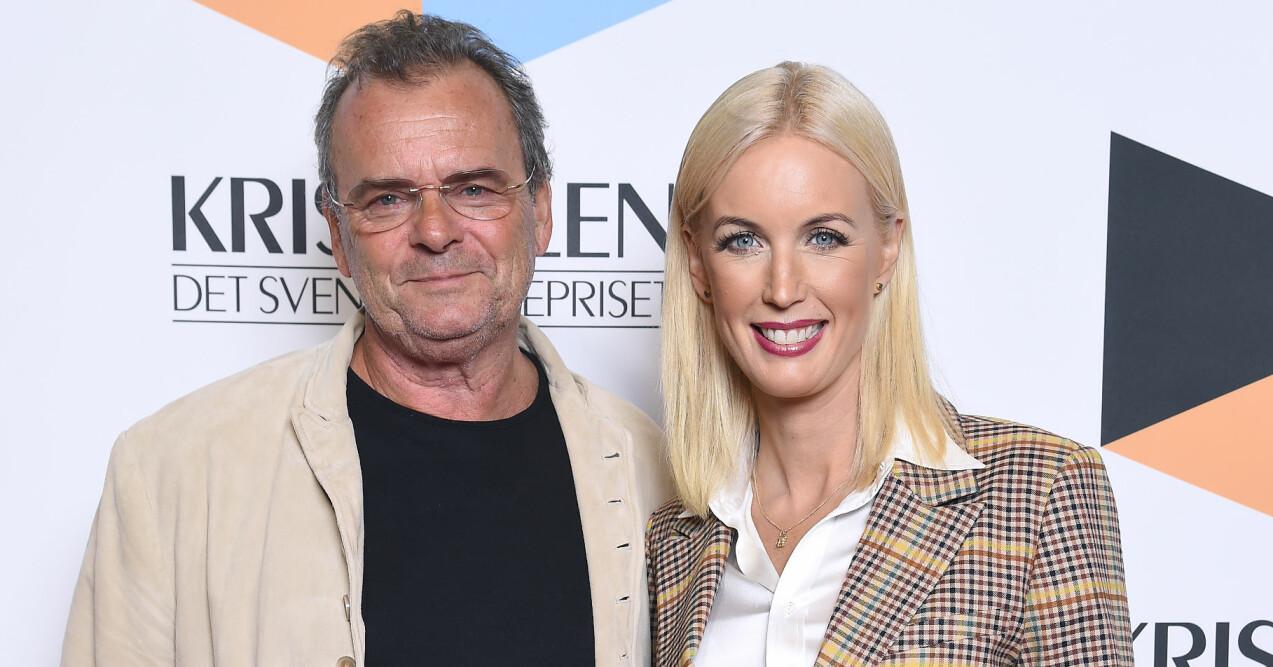 Steffo Törnquist och Jenny Strömstedt