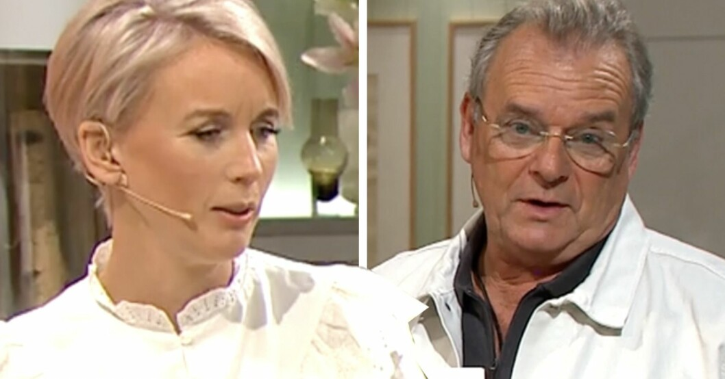Jenny Strömstedt & Steffo Törnquist Nyhetsmorgon