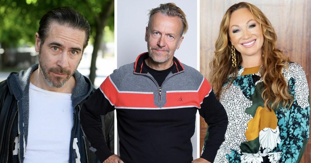 Här är alla deltagare i tv-programmet Stjärnorna på slottet 2020