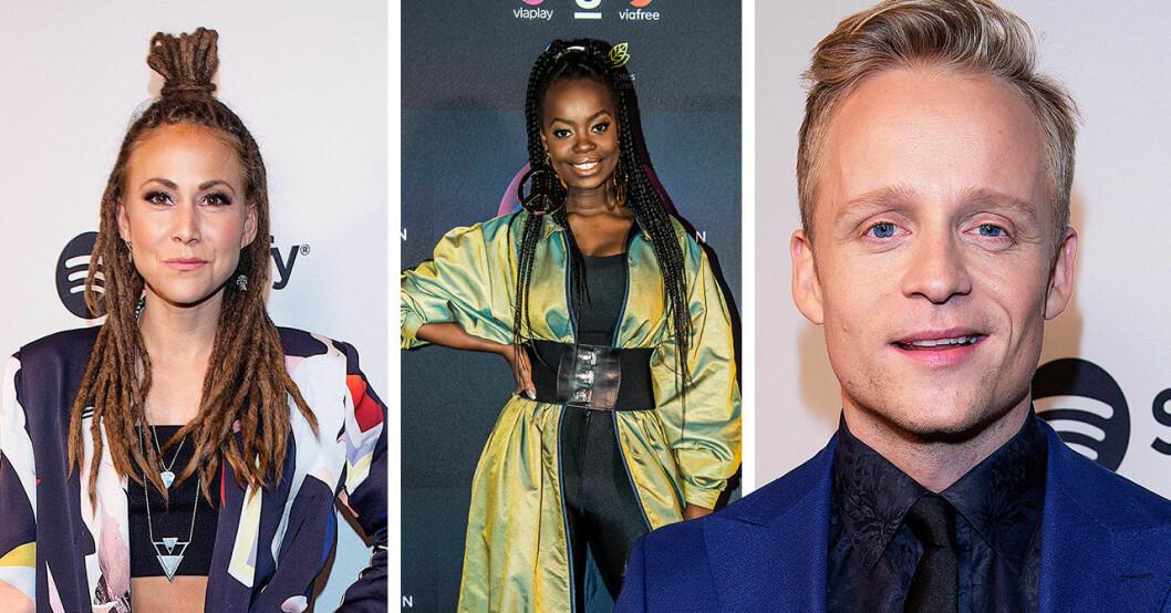 Här är de åtta deltagarna i Stjärnornas stjärna 2019 på TV4.