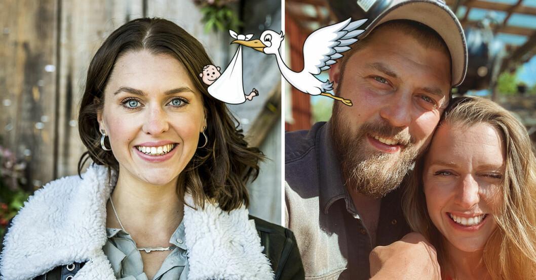 Susanna Karlsson och Hannes Haraldsson