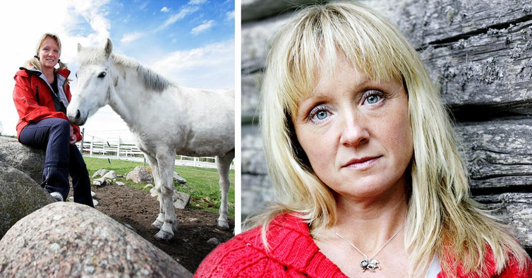 """Bonde söker fru-Susanne Brännemos skräck efter tillslaget i hemmet: """"Inte fick röra mig"""""""