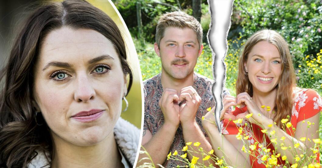 Susanna Karlsson och Hannes Haraldsson från Bonde söker fru.