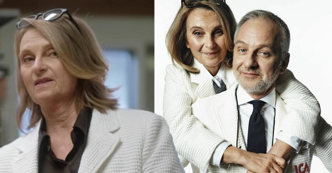 Suzanne Reuter, Björn Kjellman