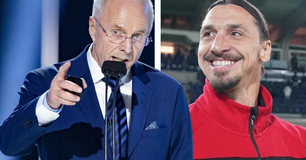 Svennis och Zlatan
