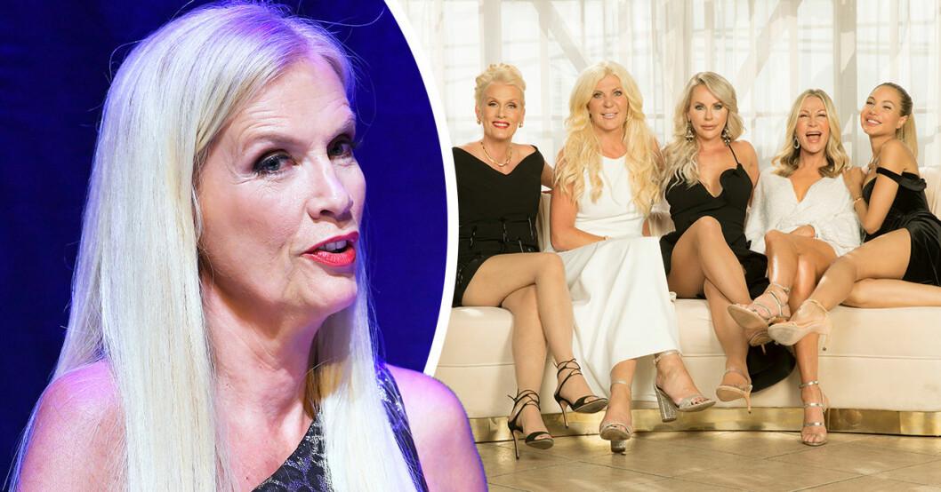 TV3 lägger ner Svenska Hollywoodfruar – fruarnas hårda ord om beslutet