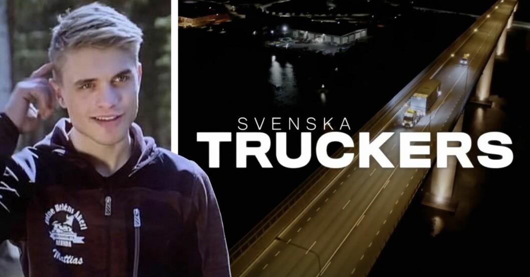 Mattias Helén och svenska truckers