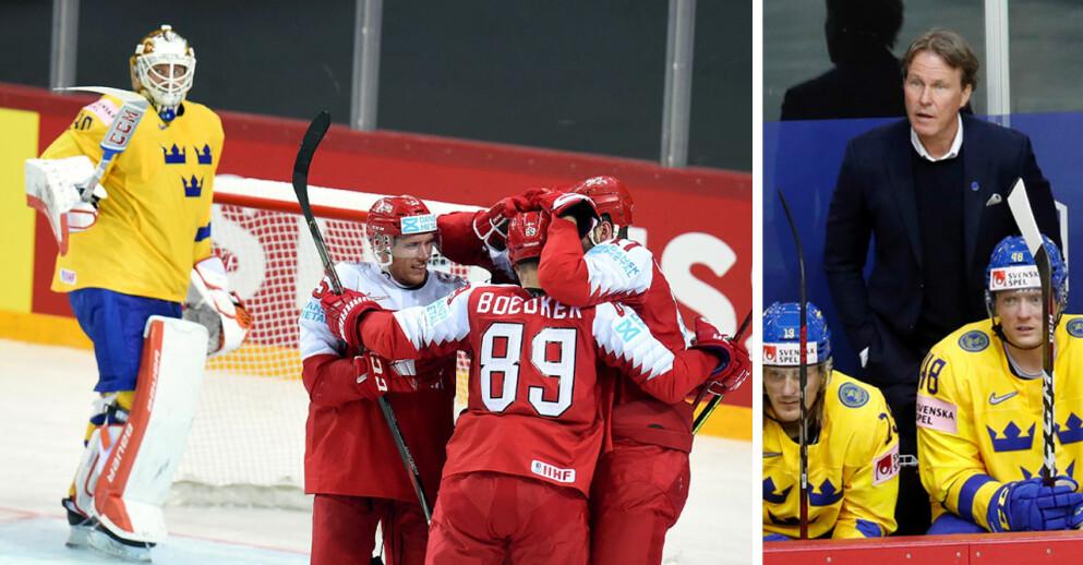 Sveriges start under hockey-VM har varit en historisk mardröm.