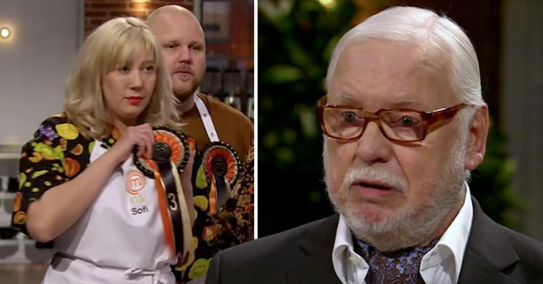 Sveriges mästerkock och Leif Mannerström