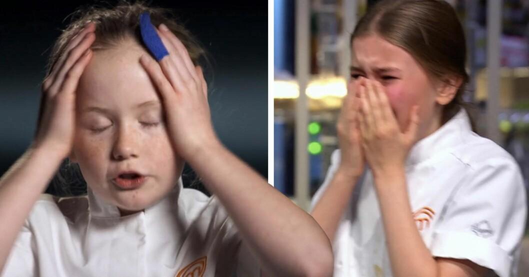 moa och emma i final av Sveriges yngsta mästerkock 2021