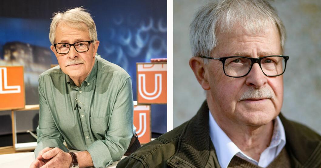 Sverker Olofssons slut på Plus SVT