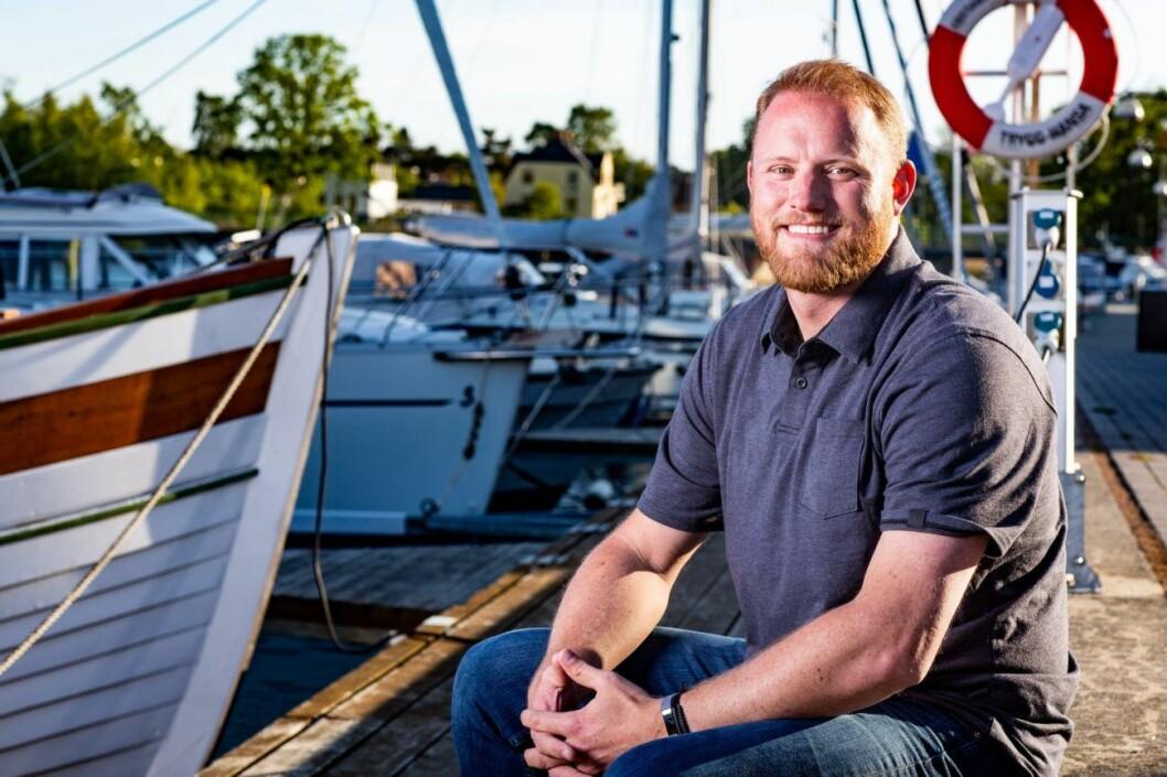 Christopher Tholstrom är med i Allt för Sverige 2019