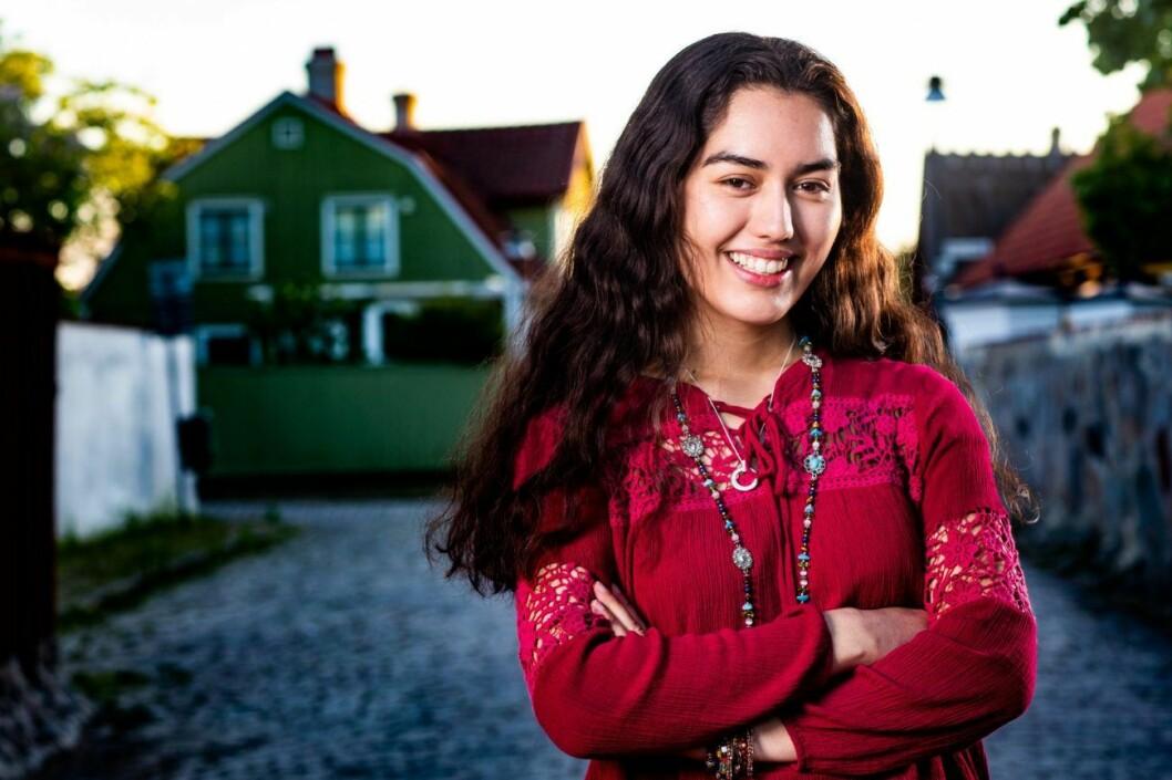 Christina Sittser i Allt för Sverige