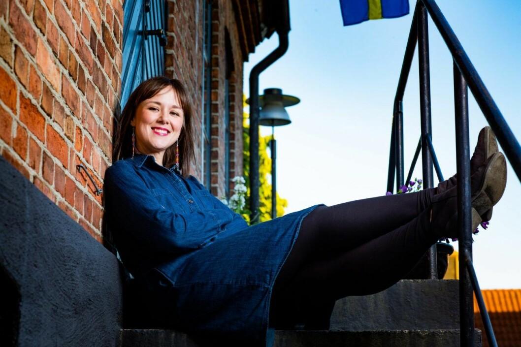 Melissa Walls i Allt för Sverige 2019