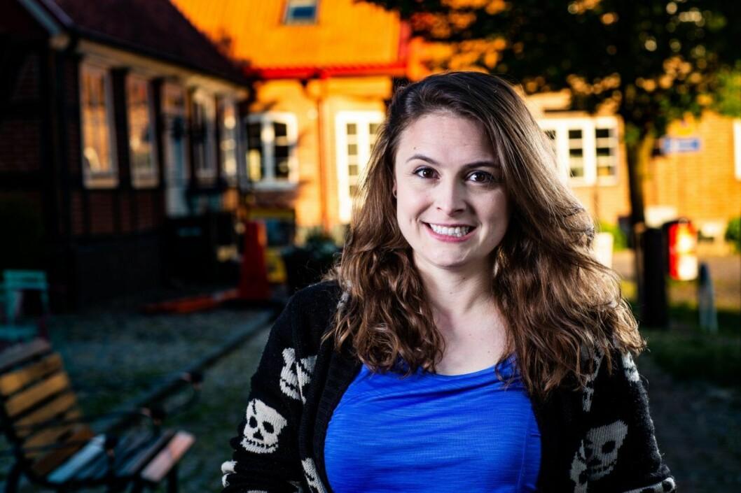 Brittany Zikman är med i Allt för Sverige 2019