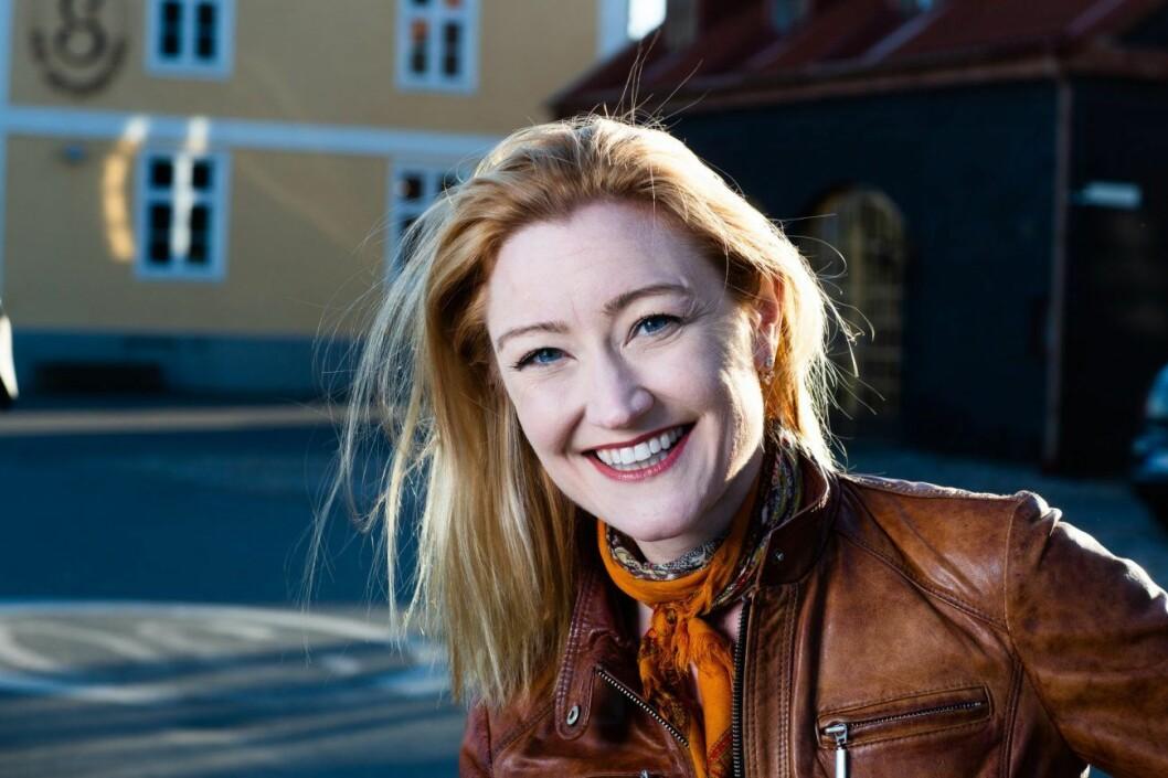 Jennifer Buhrow i Allt för Sverige 2019