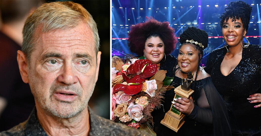 The mamas i Melodifestivalen