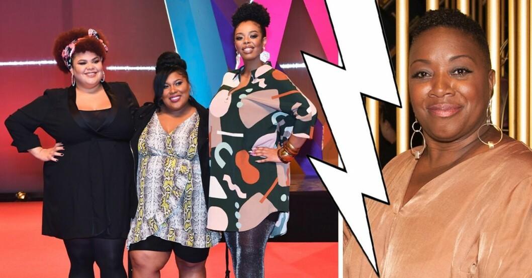 Därför saknas Paris Renita i The Mamas i Melodifestivalen