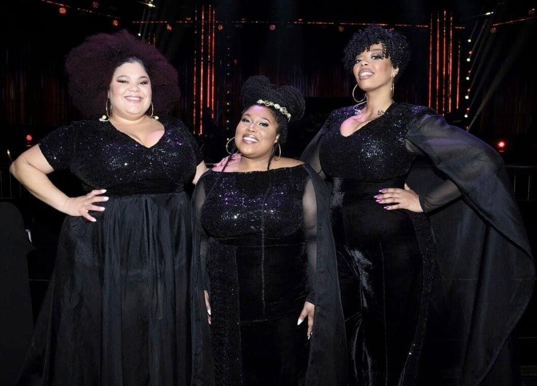 The Mamas i Melodifestivalen 2020