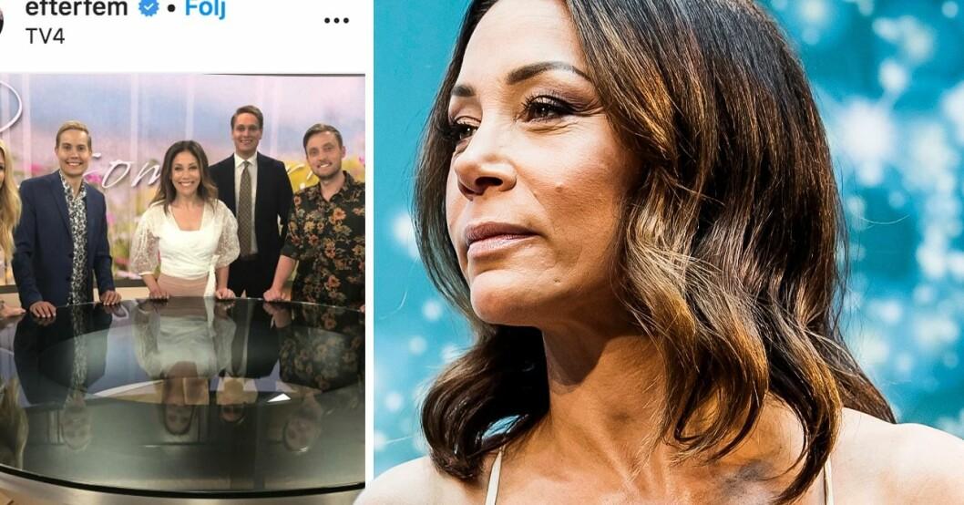 Tilde de Paulas besked för TV4