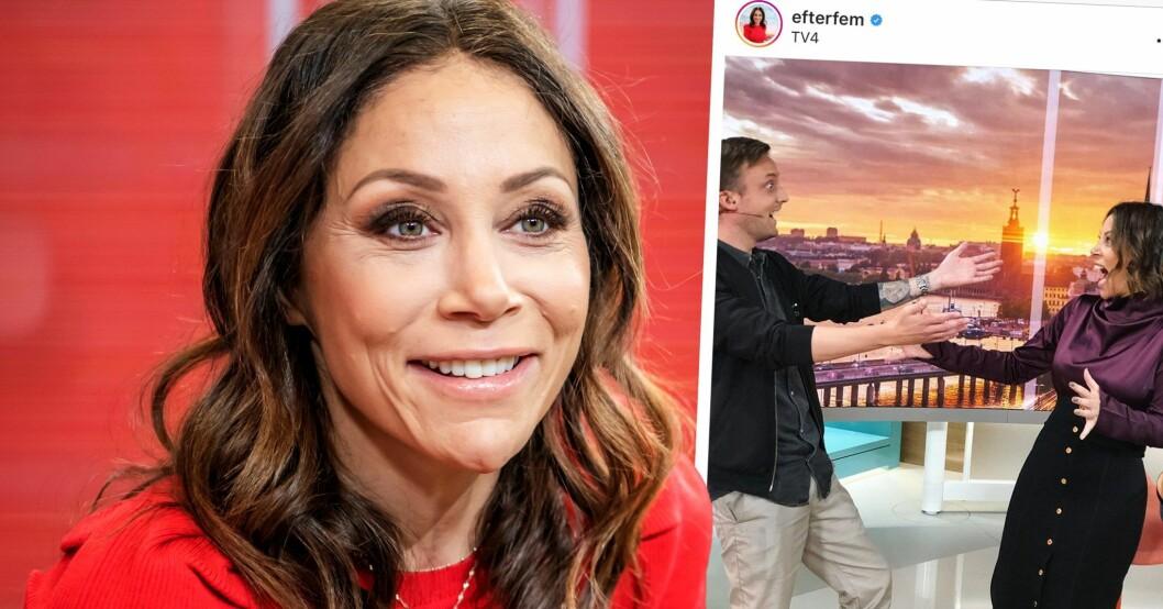TV4-tittarnas jubel efter återföreningen i Efter fem