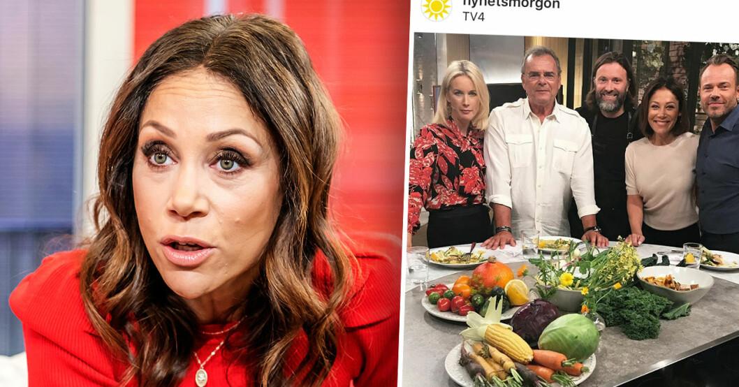 Tilde de Paula Eby i Nyhetsmorgon på TV4