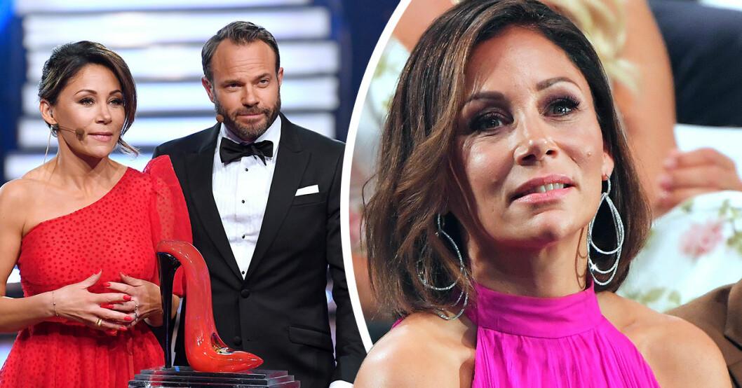 Tilde de Paula Ebys första ord om TV4:s chockbesked om Let's dance