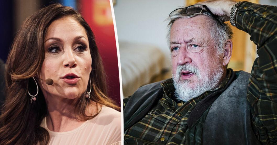 Leif GW Perssons oväntade svar till Tilde de Paula Eby.