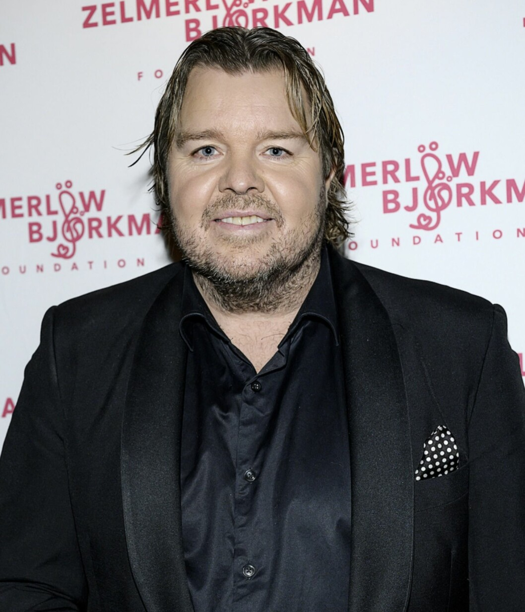 Tomas Brolin i Superstars på hemmaplan