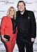 Marielle Brolin och Tomas Brolin Zelmerlöw & Björkman Foundations galamiddag 2019
