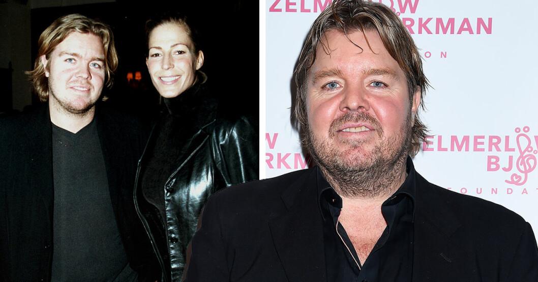 Tomas Brolin och Susan Hardenborgs son har vuxit upp – så ser Sebastian ut idag