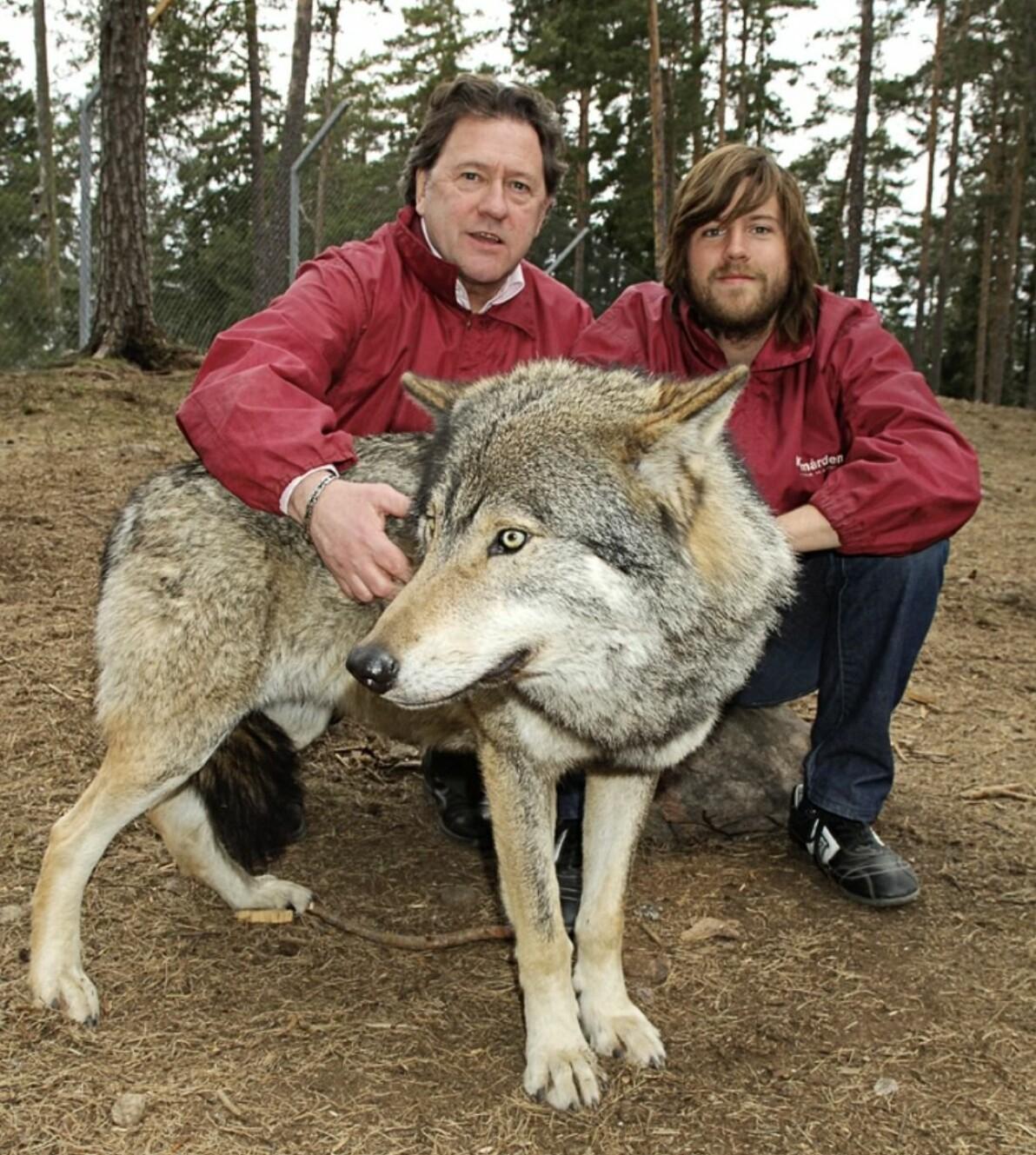 Tommy Körberg med sonen Anton Körberg