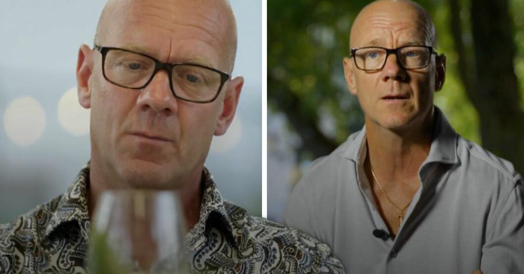 Tony Rickardsson berättar om ex-frun Anna
