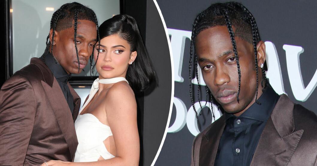 Travis Scott om otroheten mot Kylie Jenner
