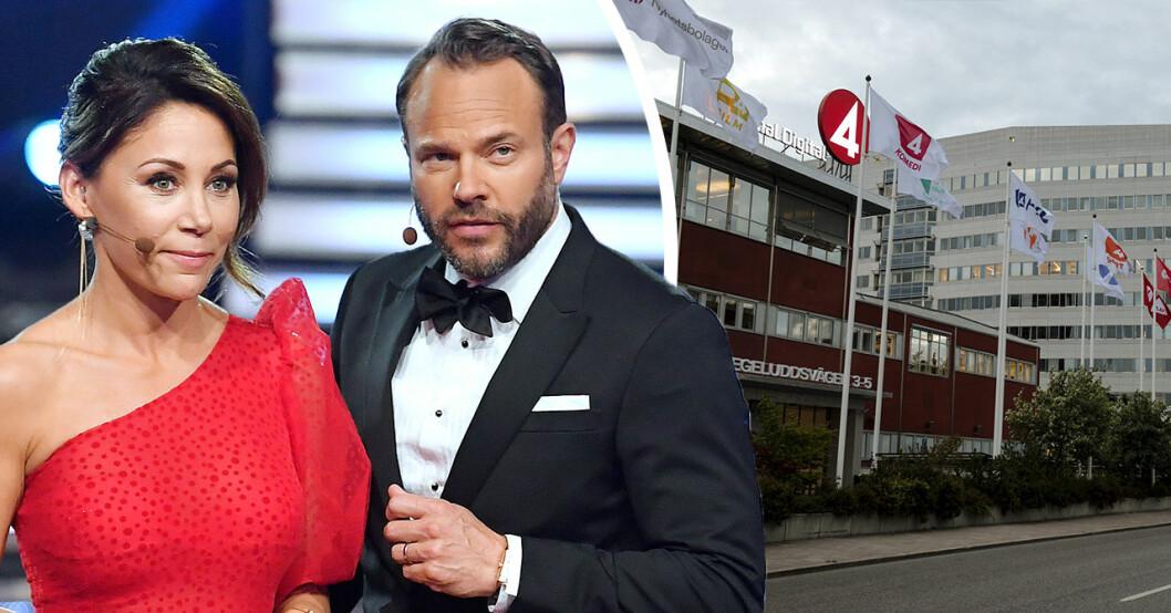 TV4:s markering – nya reglerna stoppar familjerna