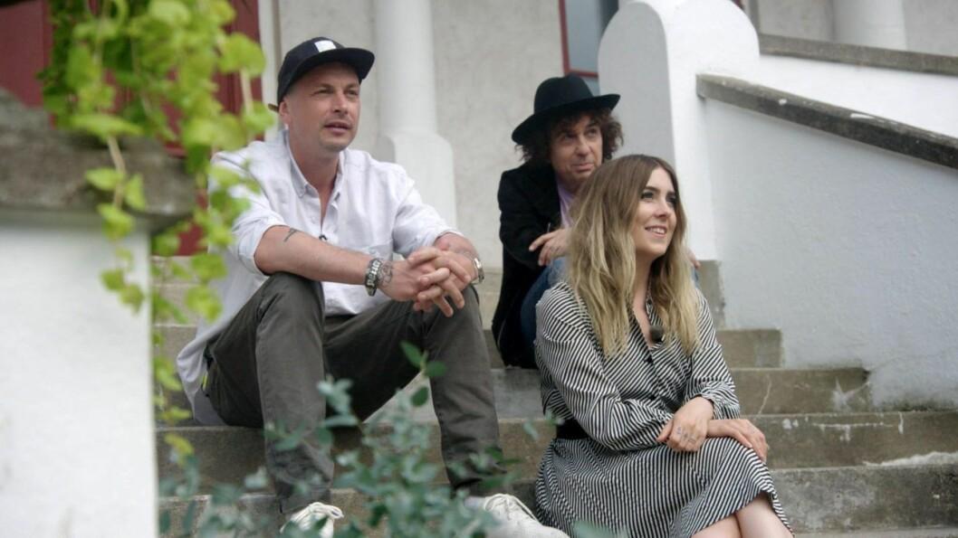 Petter, Magnus Uggla och Miss Li i alla Så mycket bättre 2019