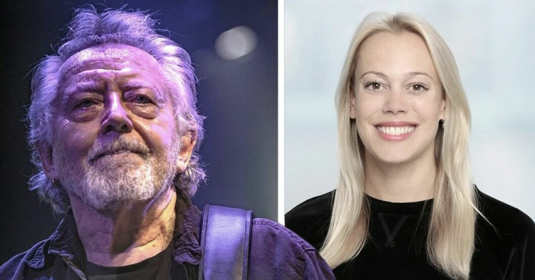 Ulf Lundell & Ninna Prage