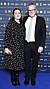 Janne Andersson med frun Ulrika på röda mattan