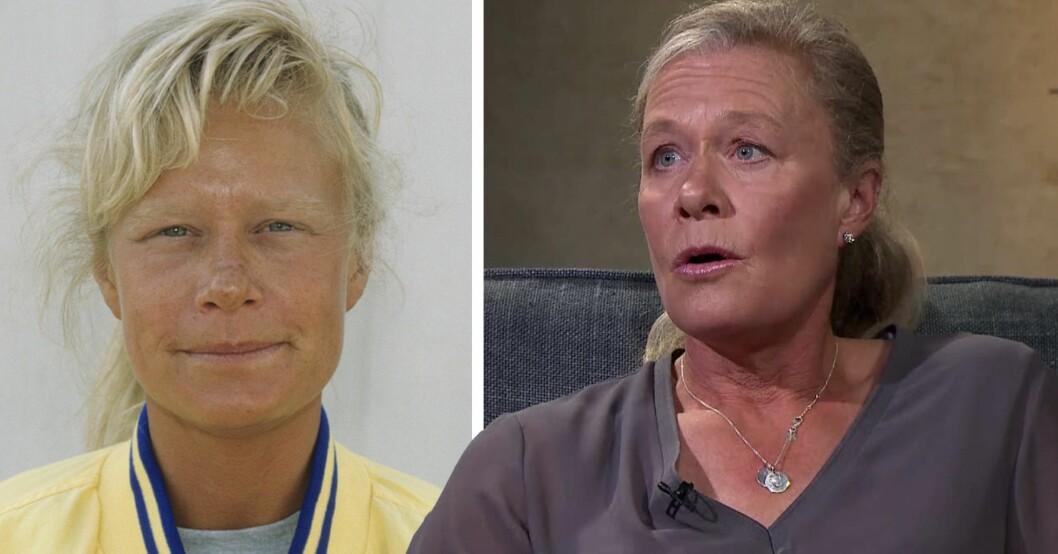 Ulrika Bidegård blev kidnappad
