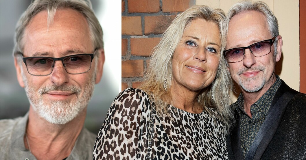 Uno Svenningsson har två barn – så ser sönerna ut