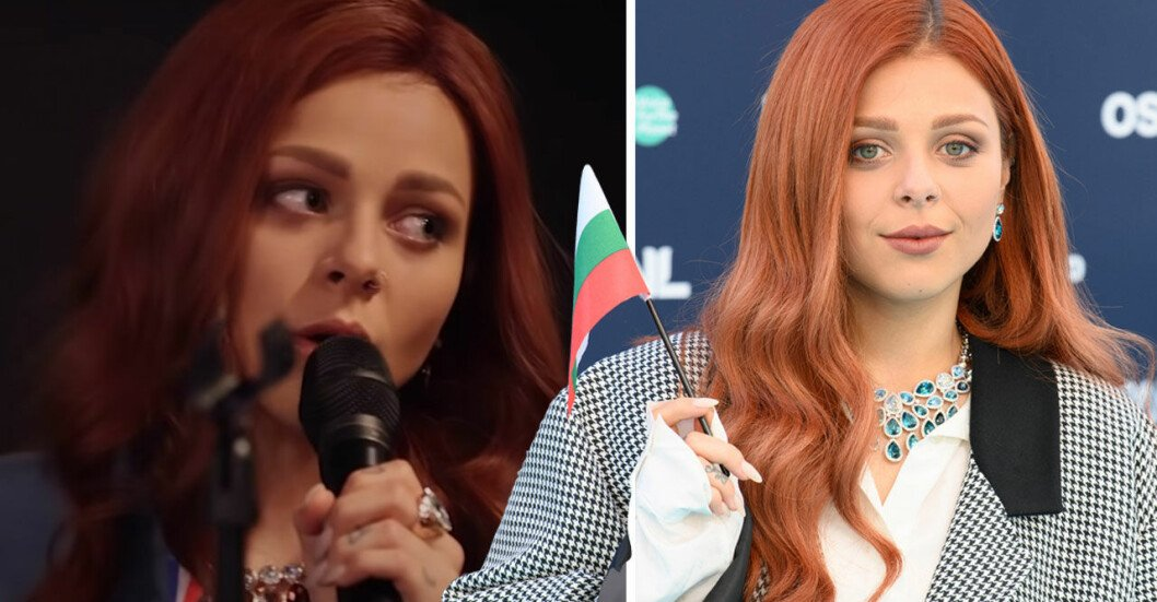 Bulgariens representant i Eurovision 2021, Victoria med bidraget Growing up is getting old.