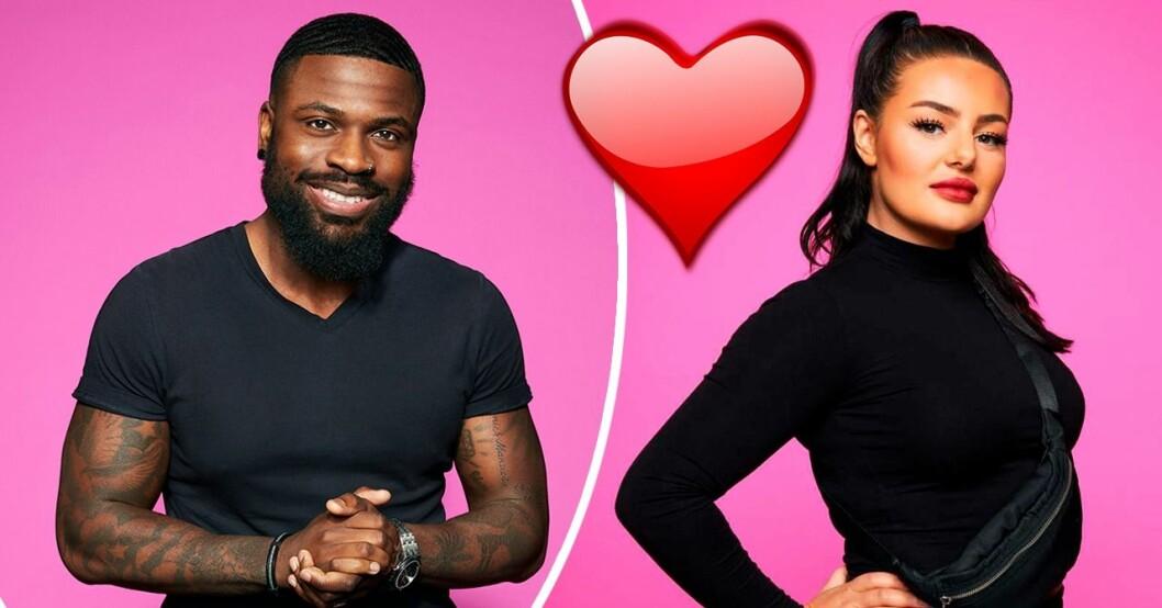 Alex och Victoria från Big Brother 2020