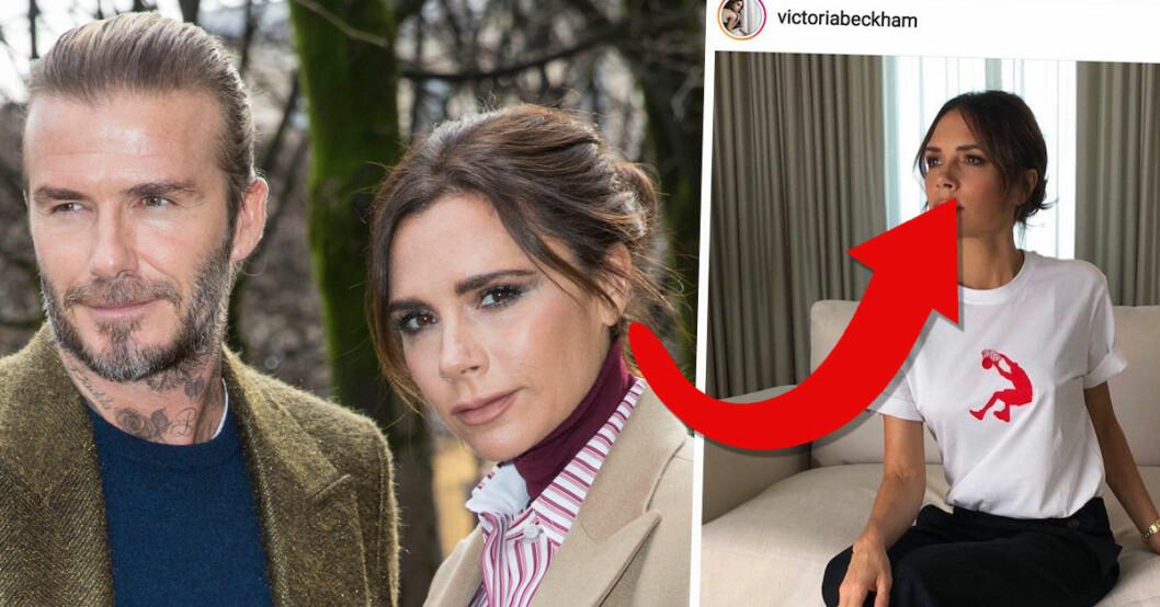 Victoria Beckhams kritiserade läppförstoring