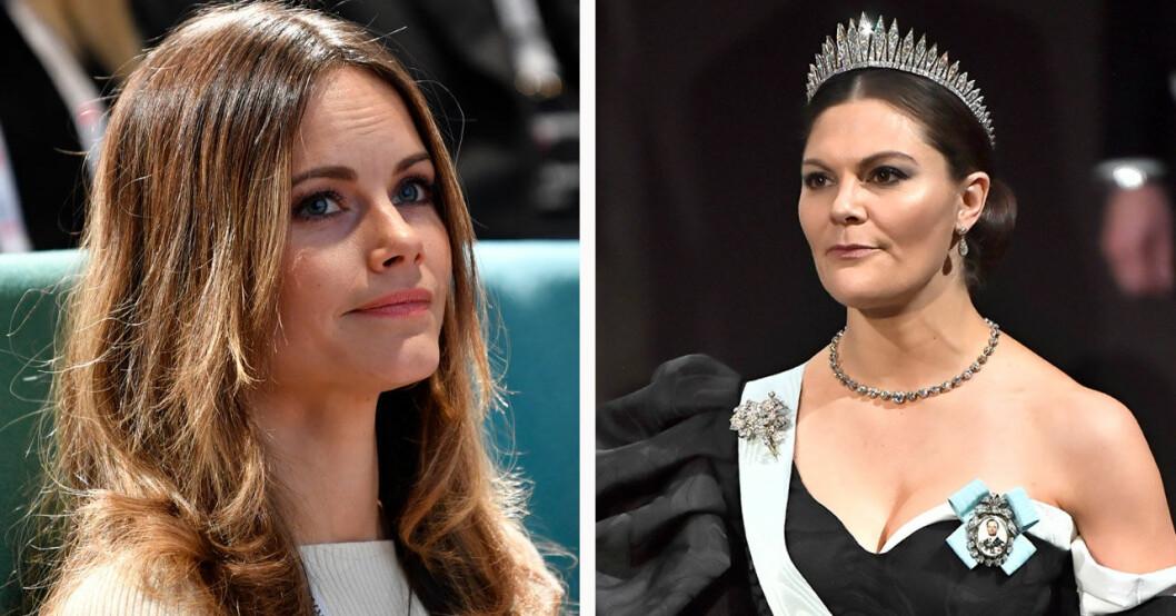 Kronprinsessan Victoria och Sofias vänskap