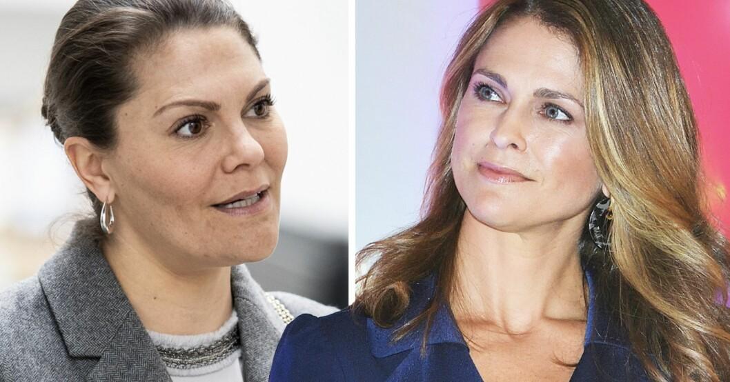 Infekterade bråket efter Victoria och Madeleines kritiserade familjebeslut