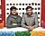 Viktor Juholt och Anton Juholt i Lego masters Sverige 2021