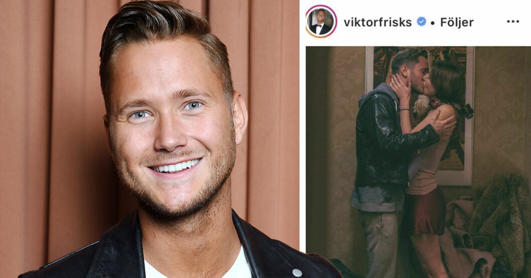 Viktor Frisks nya erkännande om nya karriärbeslutet