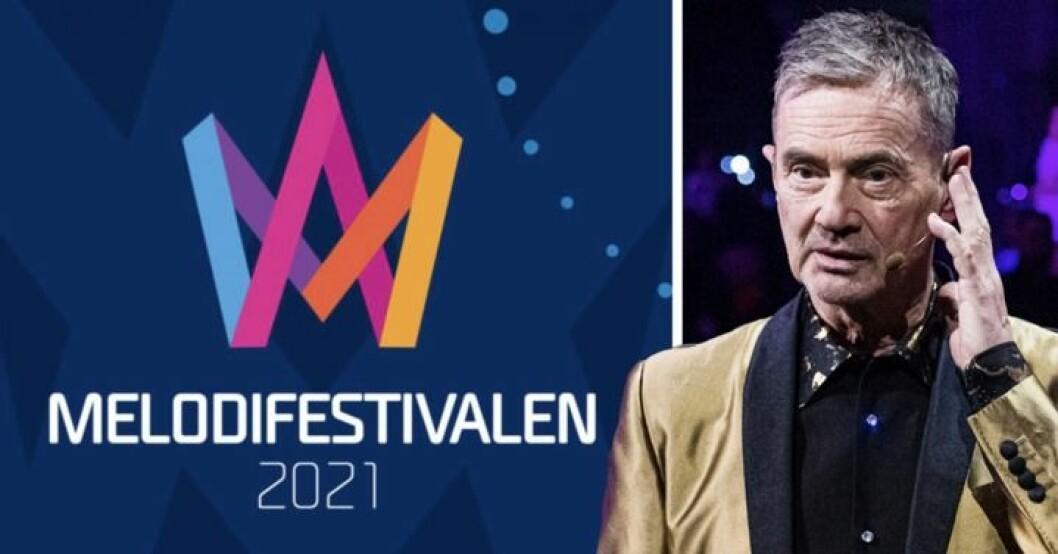 Vilka tävlar i Melodifestivalen 2021?